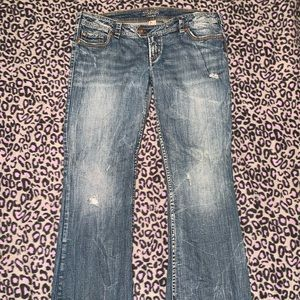 Silver Jeans Company Tuesday Cut Jeans